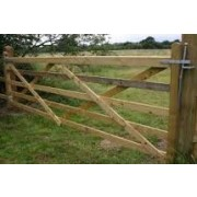 Field Gate - Wide<br>1.27m h x 2.4m w